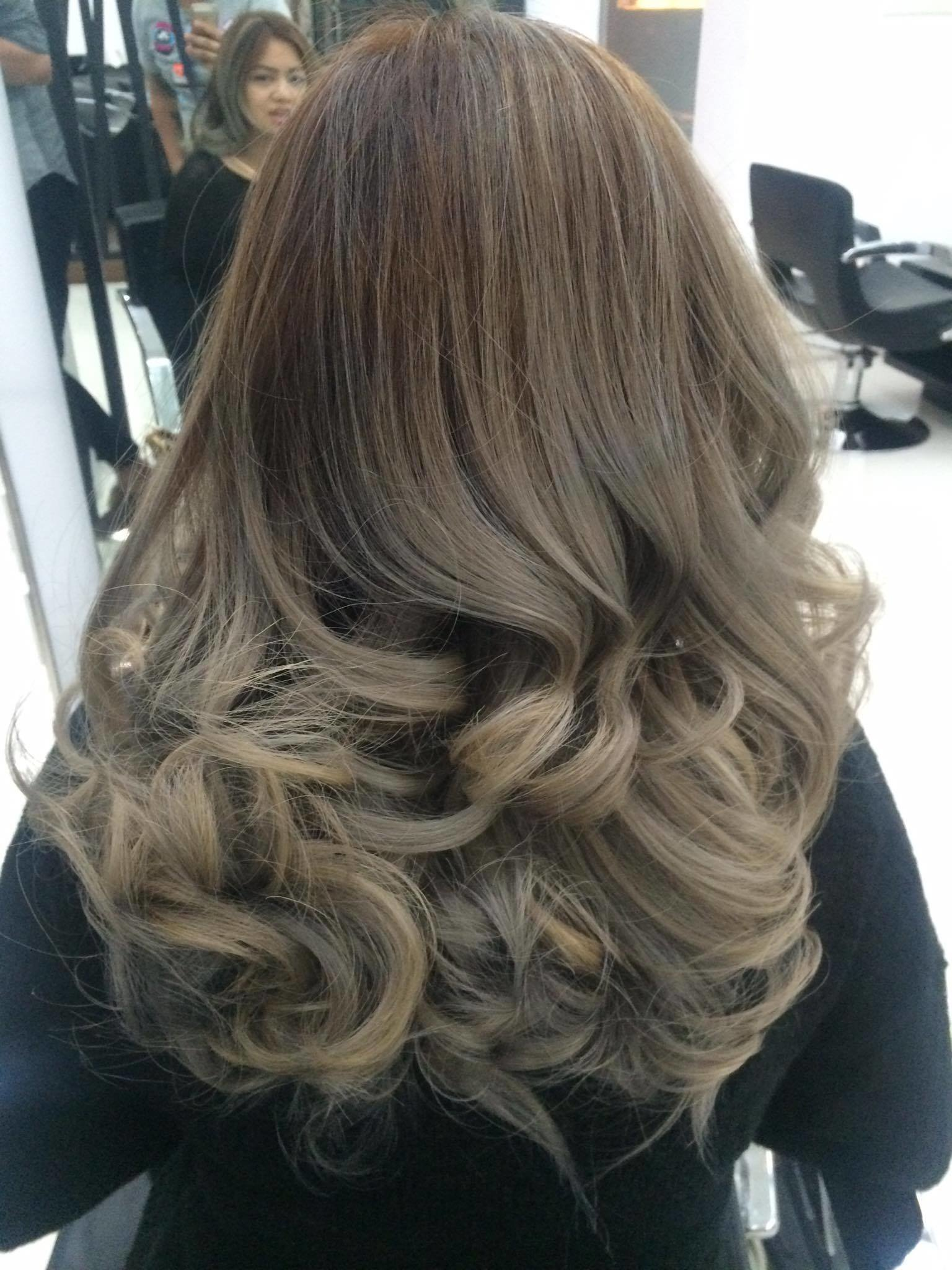 The Best Balayage Hair Color At Dot Zero Salon Chet Learns New Today Pictures