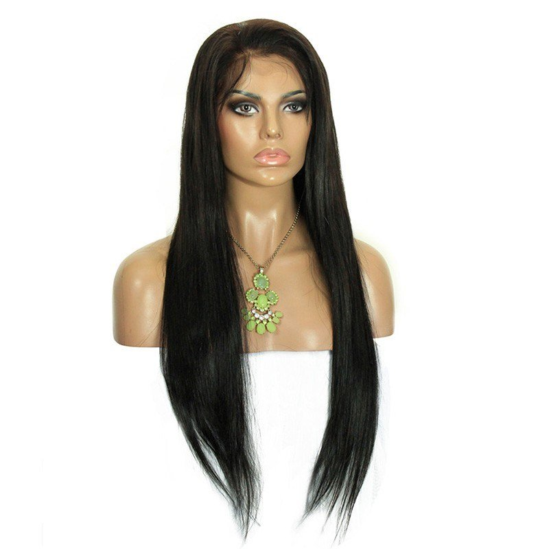 The Best Natural Color 1 1B 4 Silk Straight Malaysian V*Rg*N Pictures