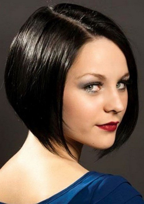 The Best 8 Best Short Bob Hairstyles 2017 For Round Faces Pictures
