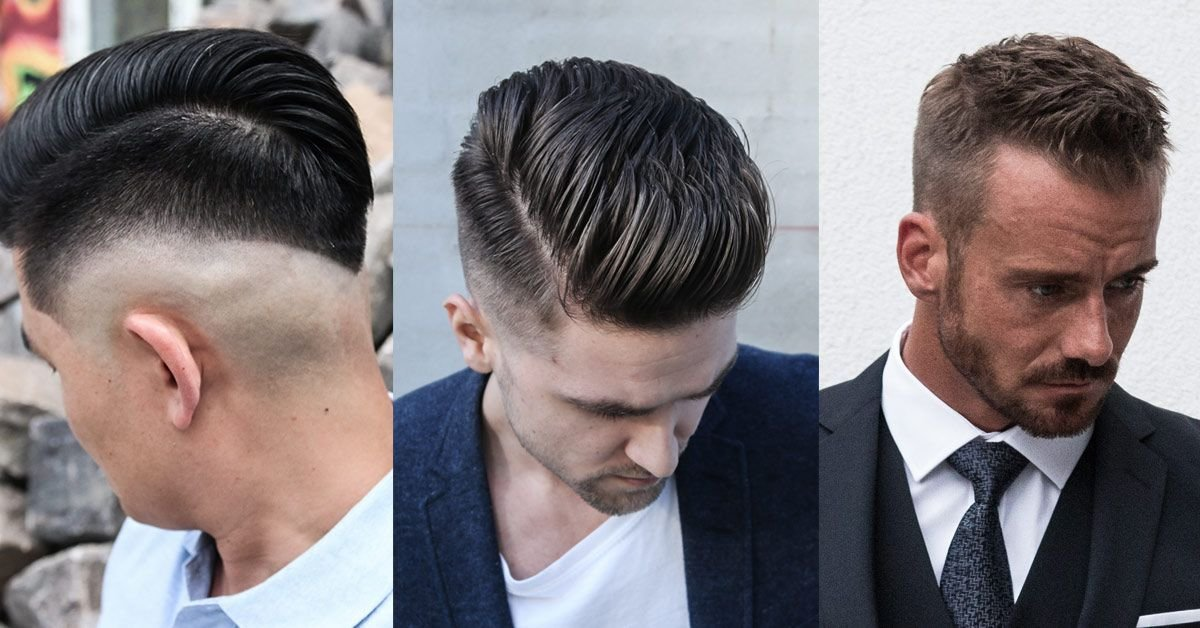 The Best Men's Hairstyles 2018 Autumn Winter Pictures