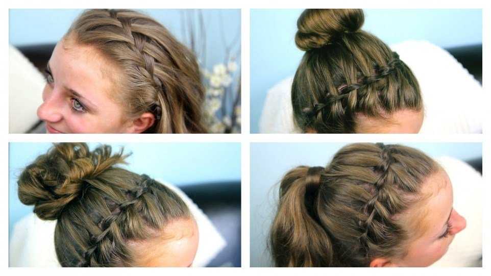 The Best Quick Hairstyles For School Easy Sophie Hairstyles 7884 Pictures