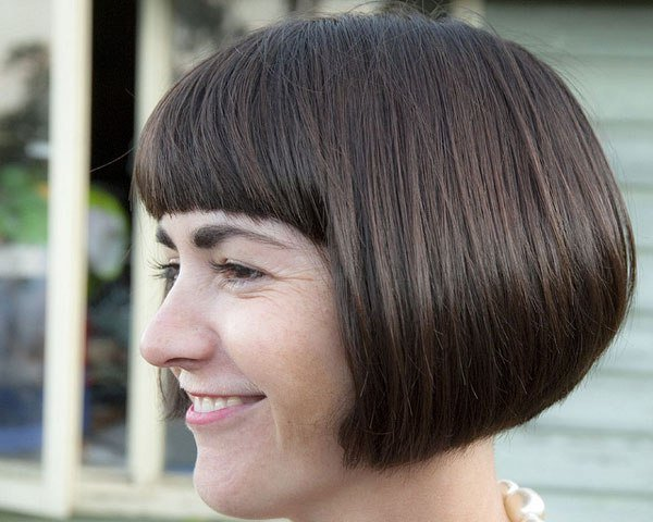 The Best Rounded Bob Hairstyles Pictures Hair Pictures