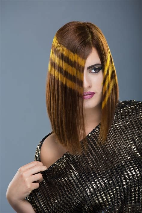 The Best Free Images Model Training Clothing Hairstyle Long Hair Cutting Haircut Black Hair Pictures