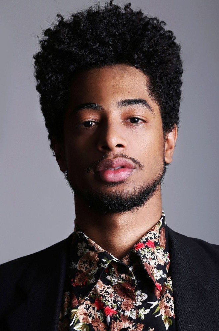 The Best Black Male Afro Hairstyles Fade Haircut Pictures