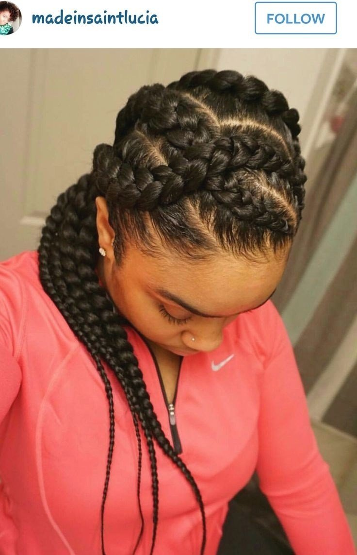 The Best Cornrow Hairstyles For Adults Fade Haircut Pictures
