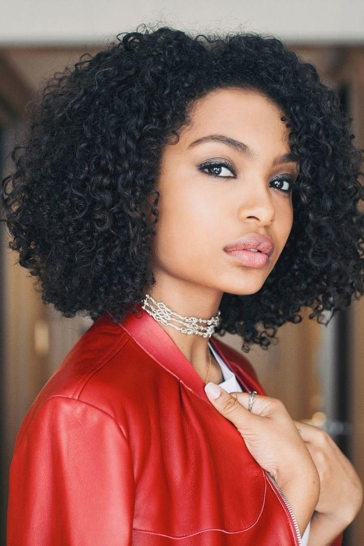 The Best Black Girl Curly Hairstyles Fade Haircut Pictures
