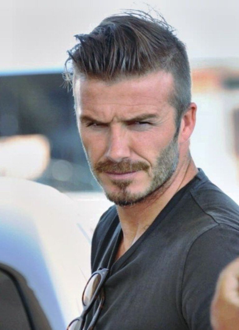 The Best Mens Hairstyles Big Nose Fade Haircut Pictures