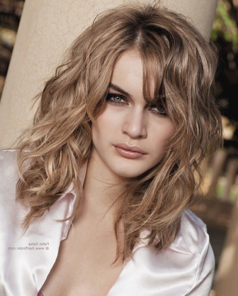 The Best Semi Long Curly Hairstyles Fade Haircut Pictures