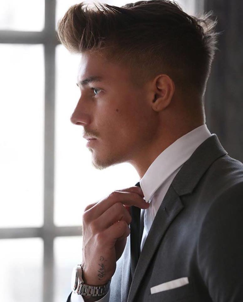 The Best 25 Amazing Mens Fade Hairstyles Pictures