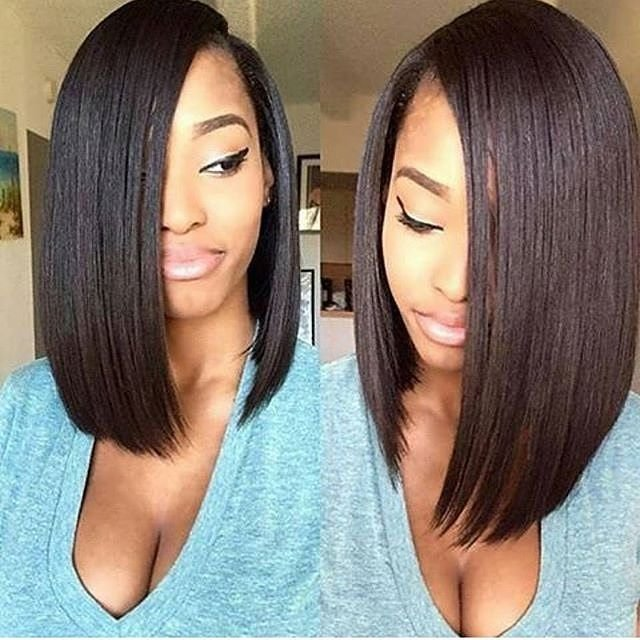 The Best 30 Trendy Bob Hairstyles For African American Women 2019 Pictures