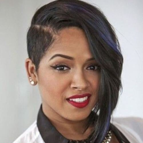 The Best 50 Wicked Shaved Hairstyles For Black Women Hair Motive Pictures