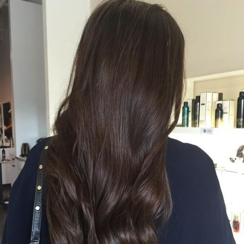The Best 50 Sublime Chocolate Brown Hair Ideas For A Delicious Look Pictures