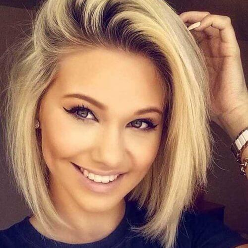 The Best 50 Remarkable Short Haircuts For Round Faces Hair Motive Hair Motive Pictures