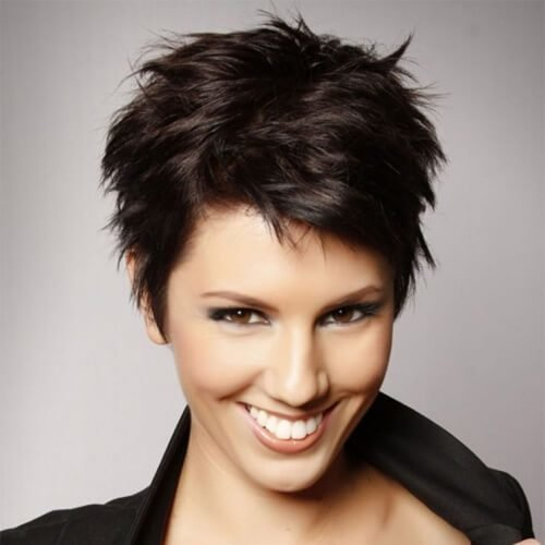 The Best 55 Alluring Ways To Sport Short Haircuts If You Have Thick Hair Hair Motive Hair Motive Pictures