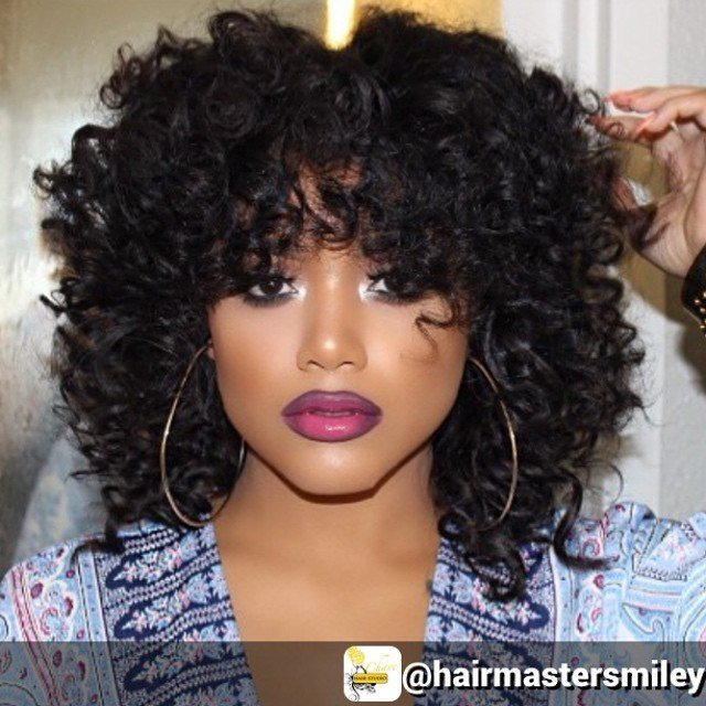 The Best S*Xy Deep Wave Sew In Styles – Hair Extension News Product Updates Hair Weave Tips Pictures