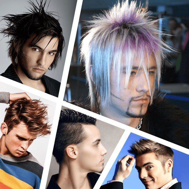 The Best Men S Salon Men S Hairstyles Gallery On The App Store Pictures
