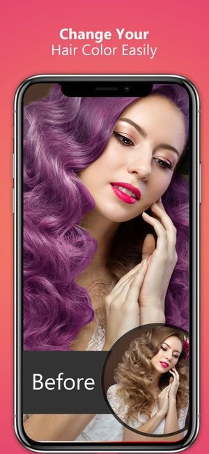 The Best ‎Hair Color Eye Color Changer On The App Store Pictures