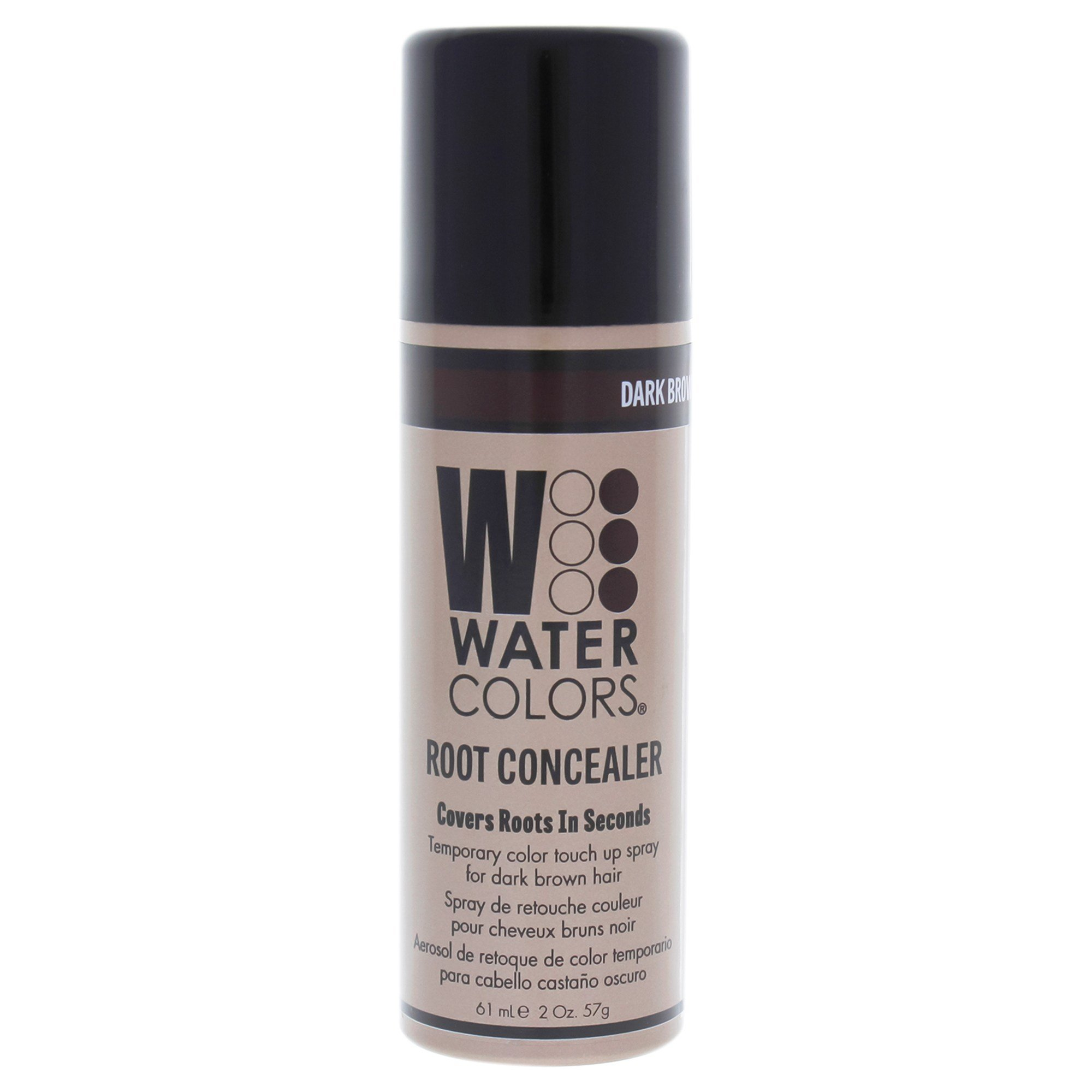 The Best Tressa Watercolors Root Concealer Dark Brown 2 Oz Hair Pictures