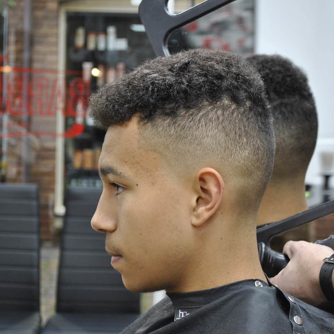 The Best 18 Afro Fade Haircut Ideas Designs Hairstyles Design Pictures