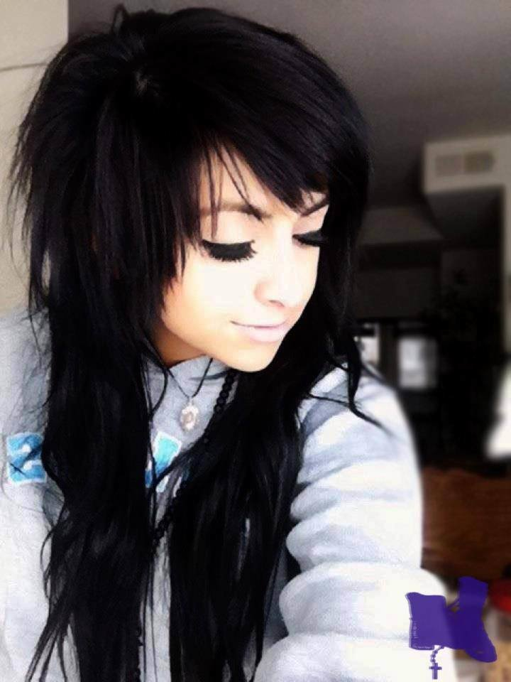 The Best 25 Beautiful Emo Hairstyles For Girls Design Trends Pictures