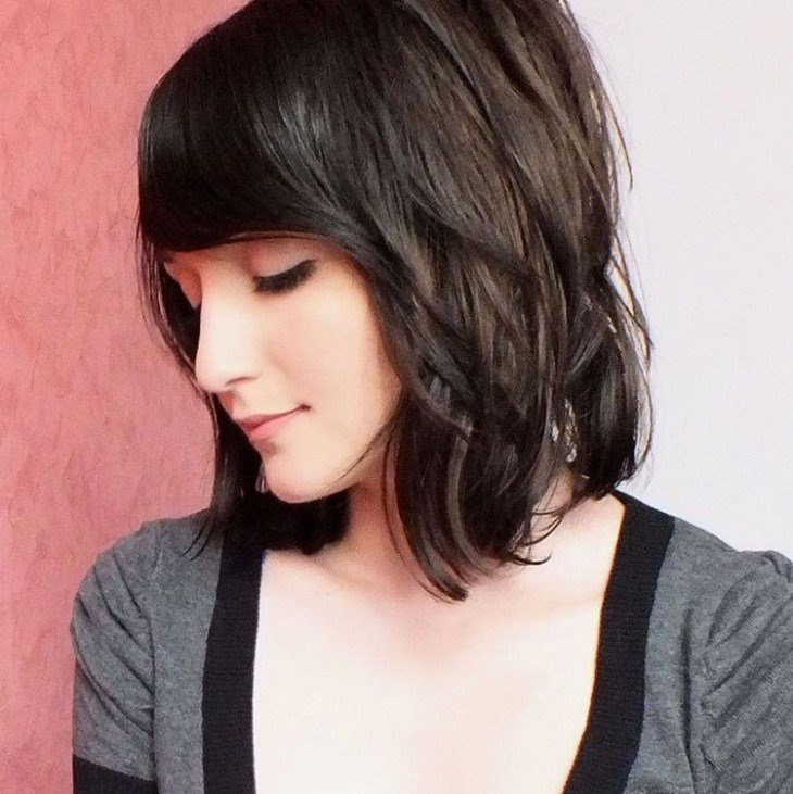 The Best 21 A Line Bob Haircut Ideas Designs Hairstyles Pictures