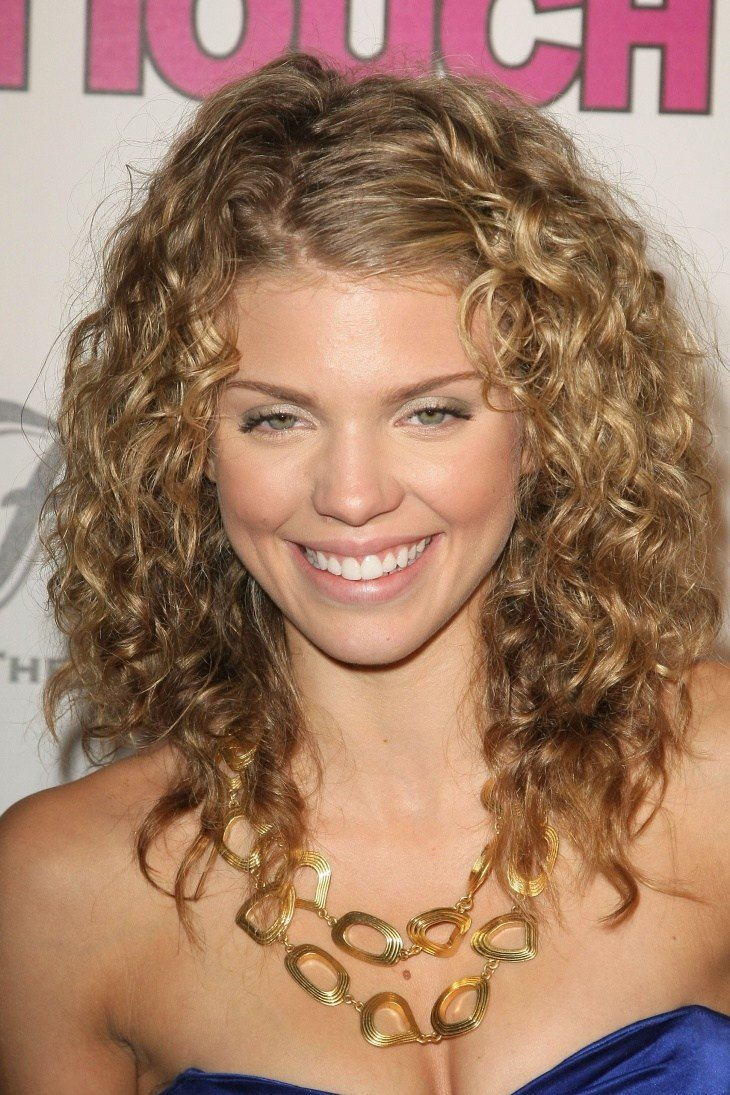The Best 31 Short Curly Hairstyles Designs Ideas Haircuts Pictures