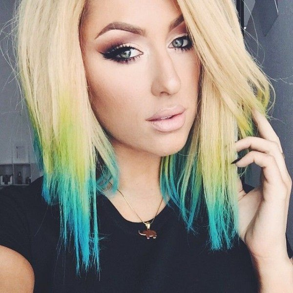 The Best 9 Creative Ways To Color Your Hair For Girls Looking To Mix It… Pictures