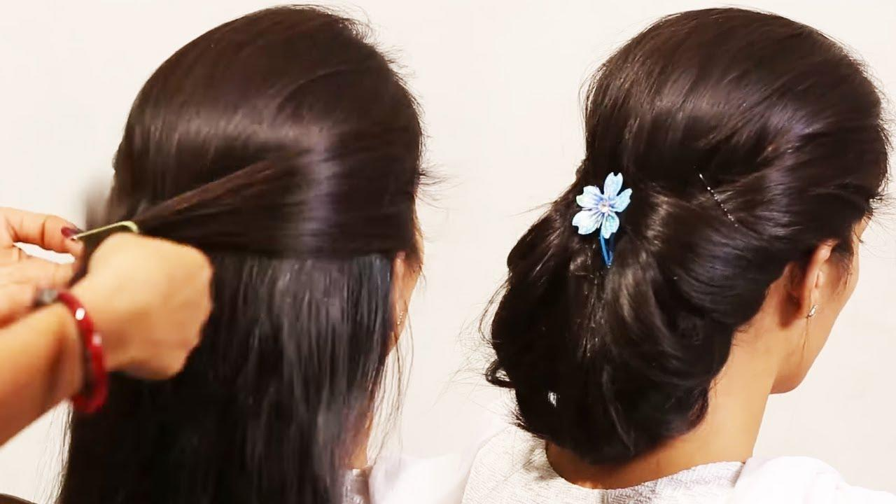 The Best Simple Hairstyle Beautiful Girls Hair Style P**F Pictures