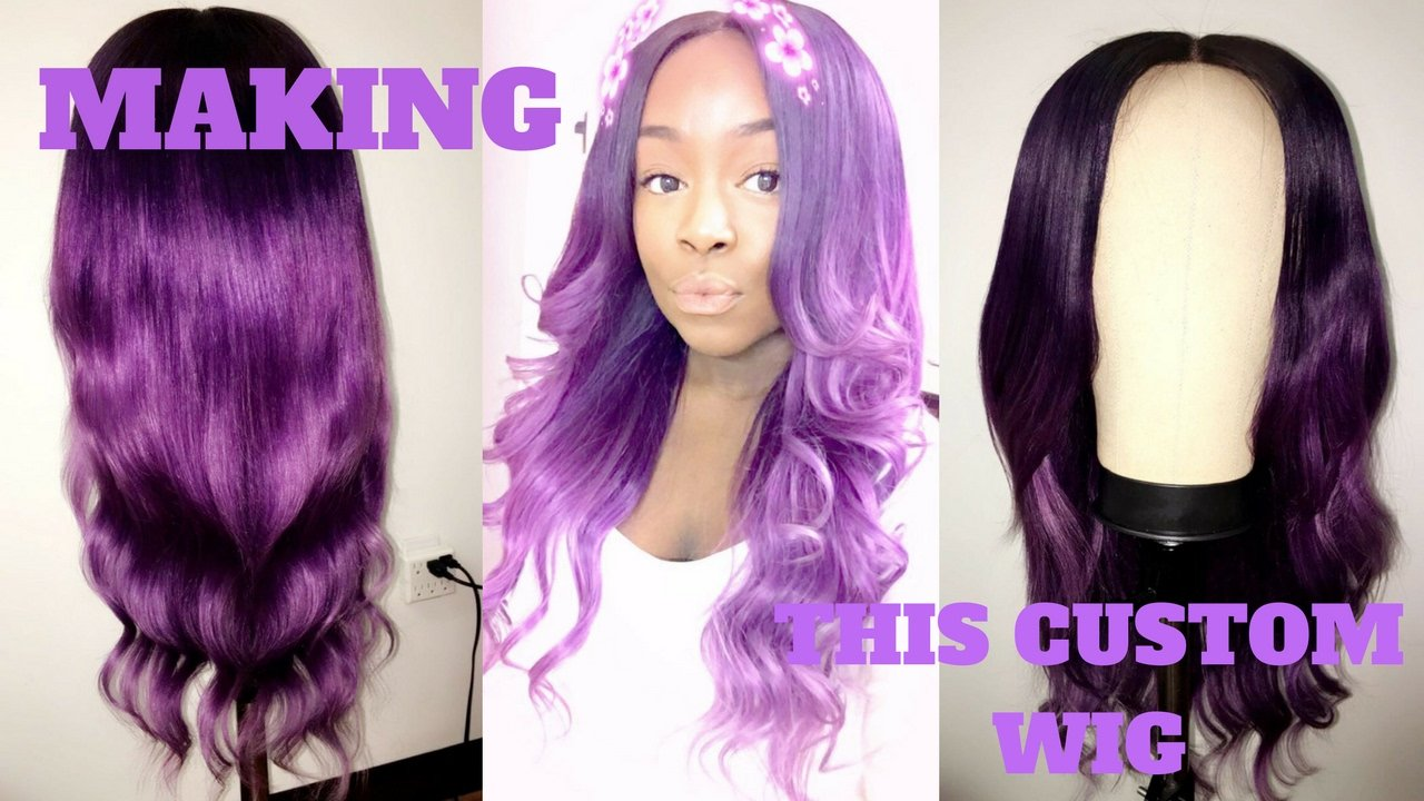 The Best How To Make A Custom Wig Closure Adore Hair Color Pictures