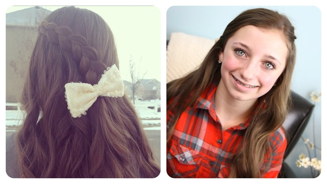 The Best Pancake Lace Braid By Brooklynandbailey Cute Girls Pictures
