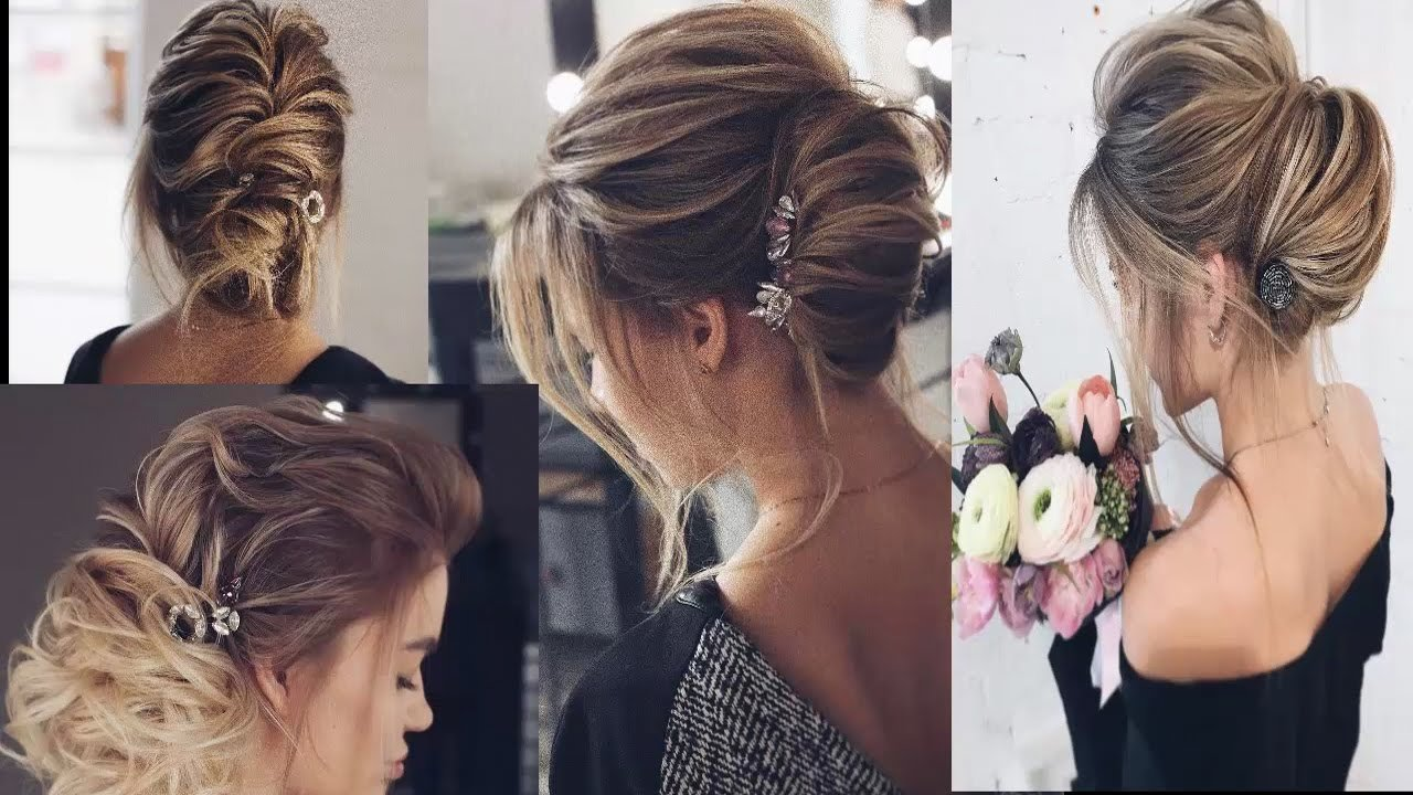 The Best Prom Hairstyles For Medium Hair 2017 Prom Hairstyles Pictures