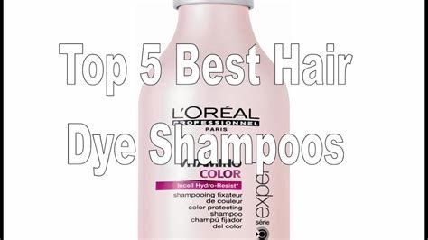 The Best Top 5 Best Hair Dye Shampoos Available In India Youtube Pictures