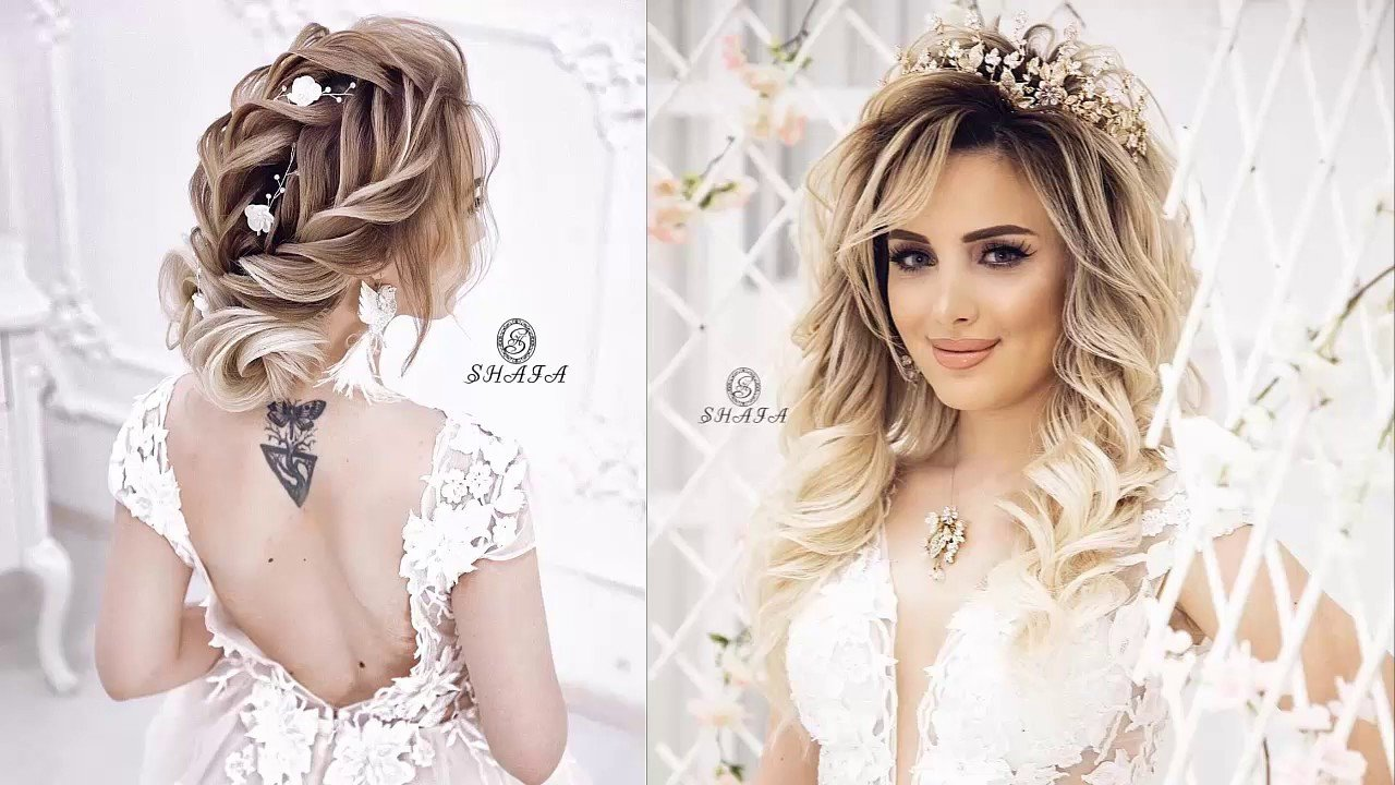 The Best Amazing Bridal Hairstyles 2019 New Wedding Hairstyles Pictures