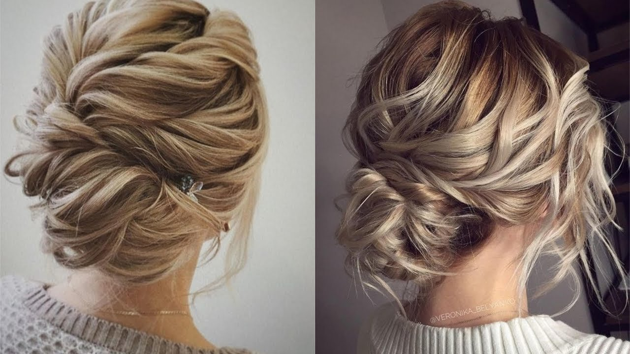 The Best Elegant Bun Hairstyles Easy Updo Hairstyles How To Use Pictures
