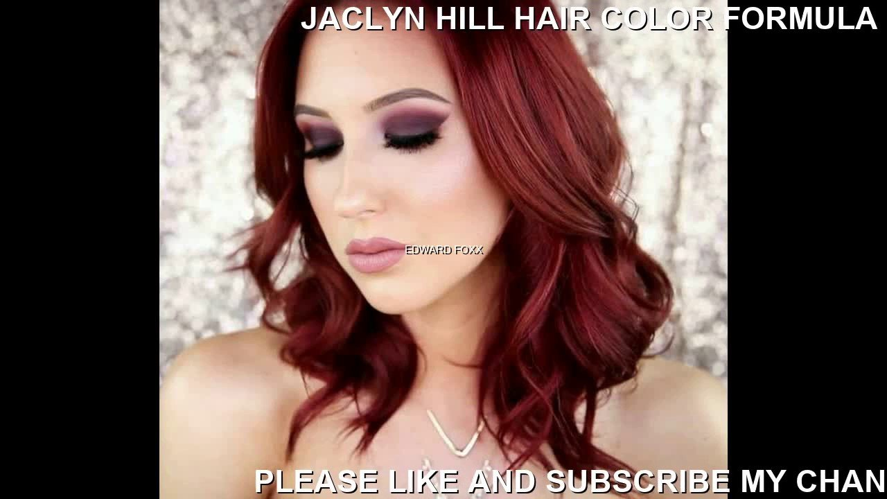 The Best Jaclyn Hill Hair Color Formula Youtube Pictures