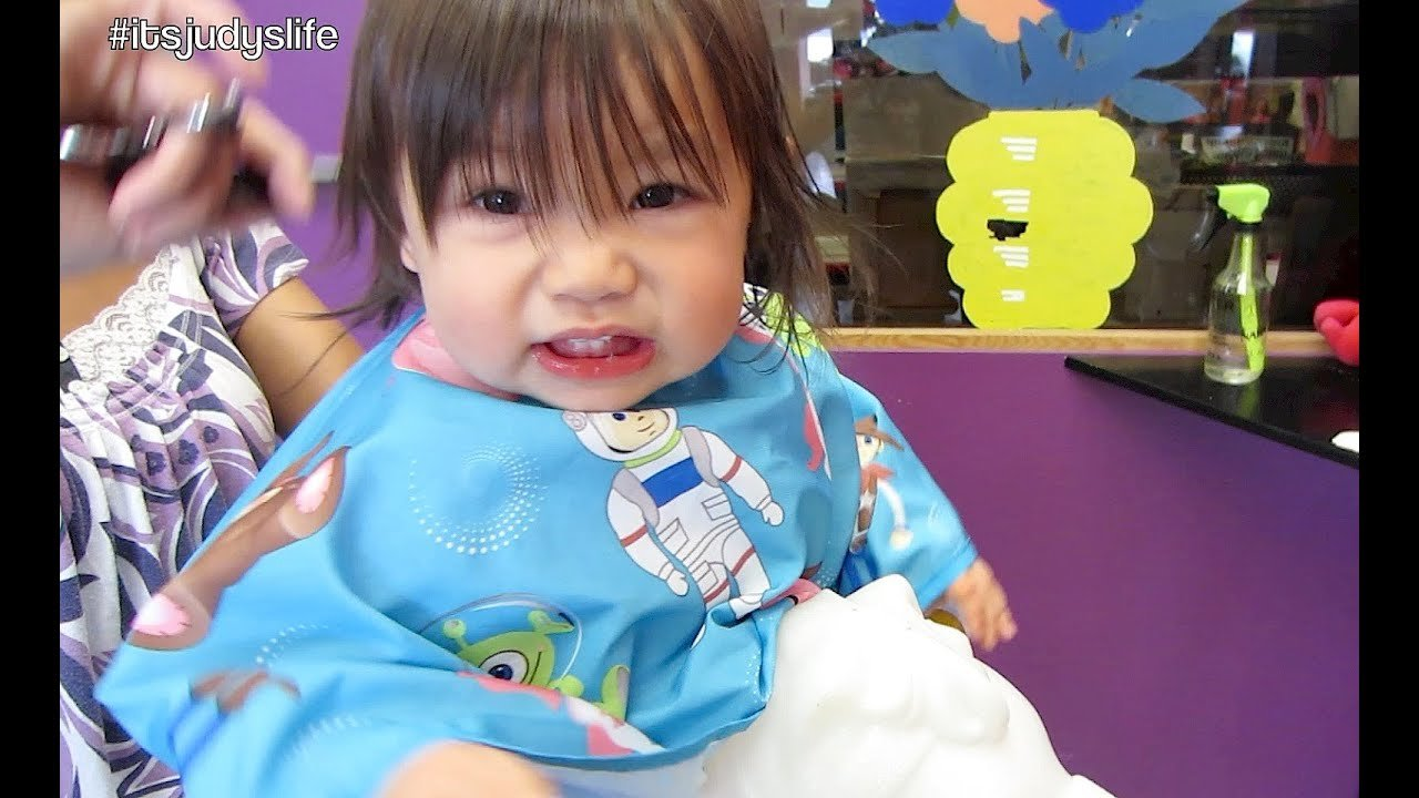 The Best Baby S First Haircut April 11 2014 Itsjudyslife Pictures