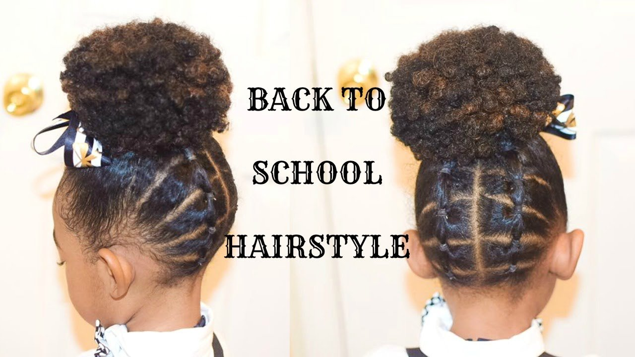 The Best Kids Natural Back To School Hairstyles The Plaited Up Do Pictures