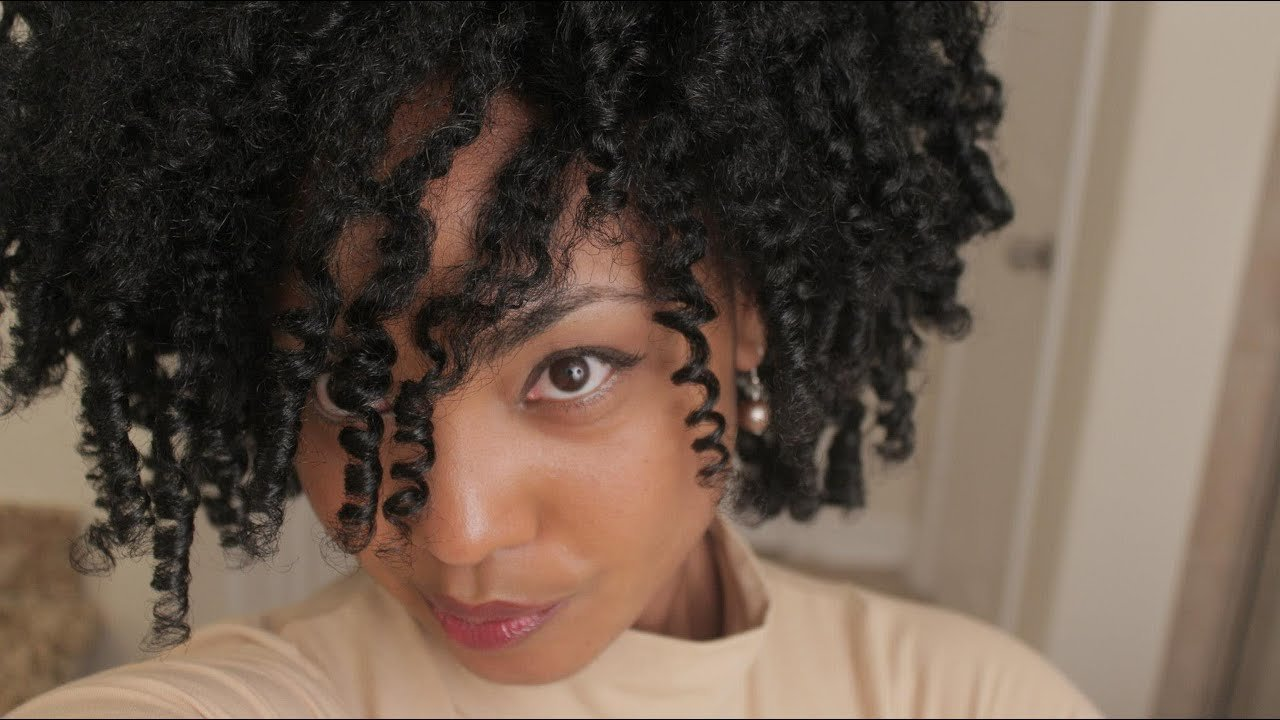 The Best Curly Twist Out Tutorial Heart Shaped Hair For Valentine Pictures