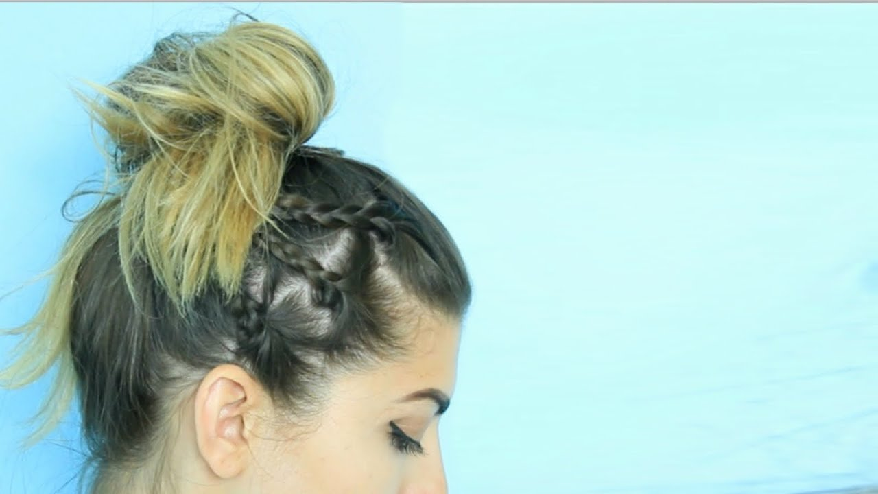 The Best 5 Easy Back To School Hairstyles Short Or Long Hair Pictures