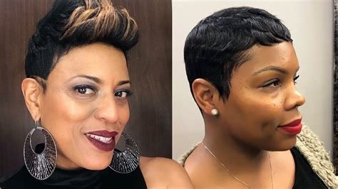 The Best The Most Beautiful Short Haircuts For Black Women 2019 Pictures