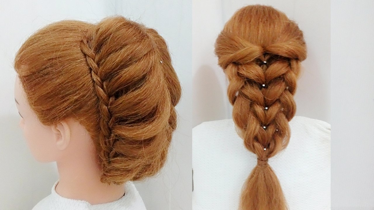 The Best The Most Beautiful Hairstyles Tutorials February 2017 Pictures