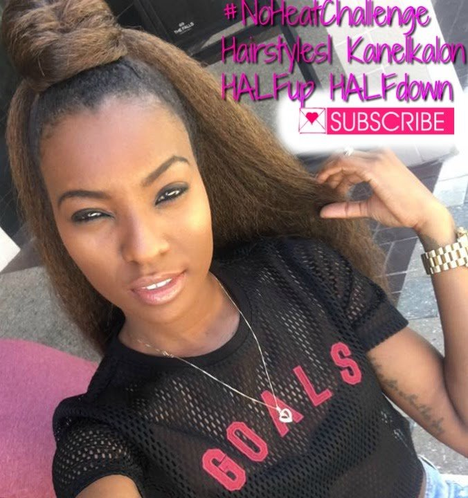 The Best Protective Hairstyles Using Kanekalon Hair Youtube Pictures