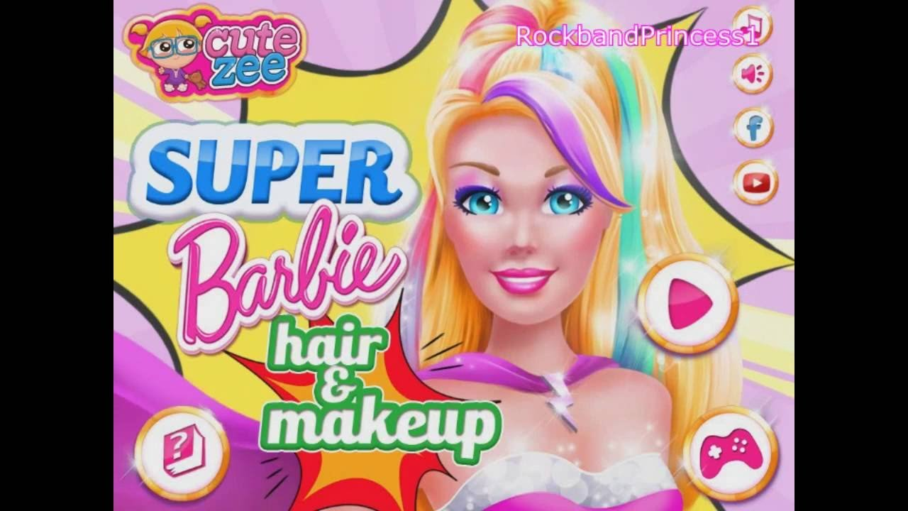 The Best Barbie Hairstyle Games Youtube Pictures