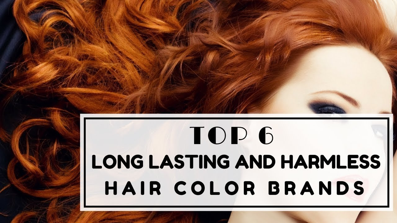 The Best Hair Color Top 6 Long Lasting And Harmless Hair Color Pictures