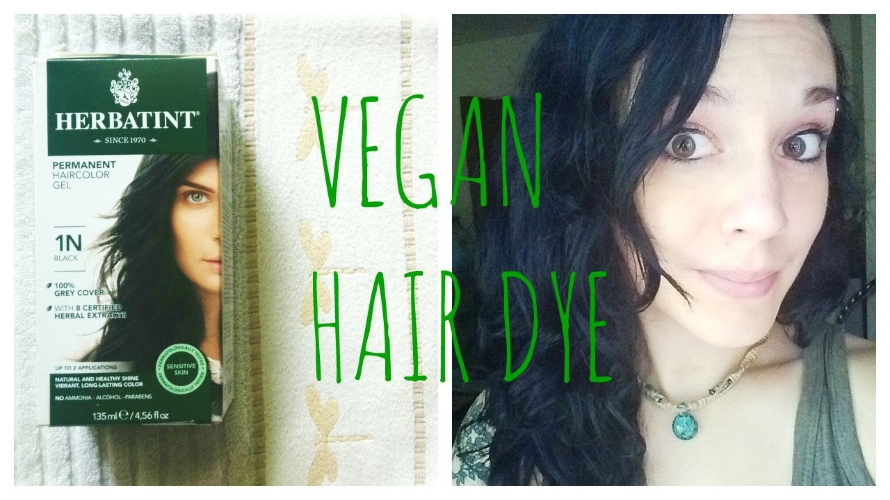 The Best Herbatint Hair Dye Review Vegan 1N Black Youtube Pictures