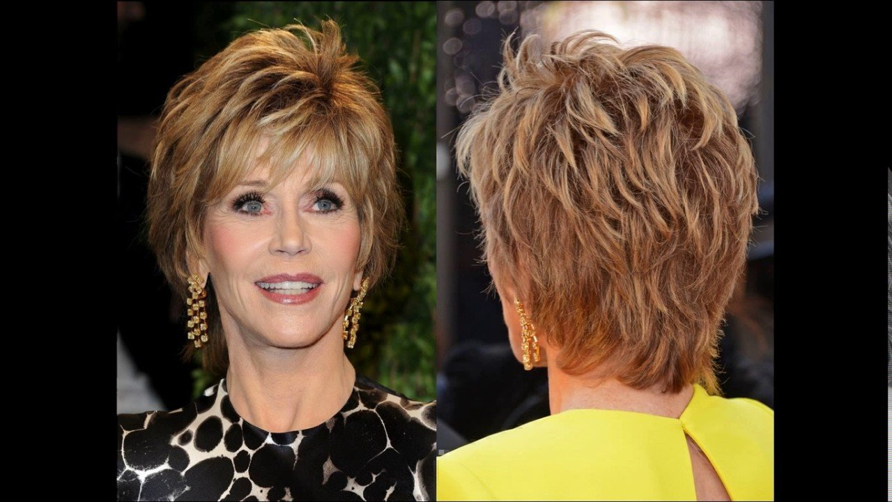 The Best Short Haircuts For Women Front And Back View Youtube Pictures