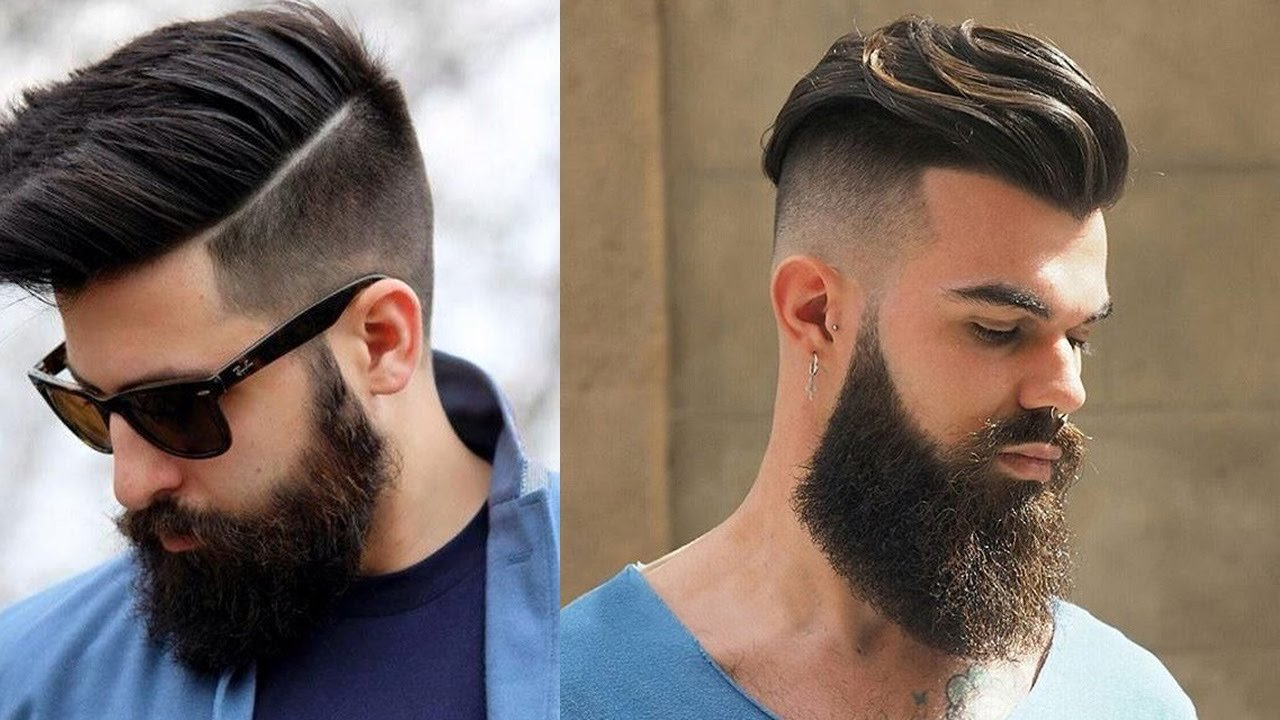 The Best Top 10 New Undercut Hairstyles For Men 2017 Youtube Pictures