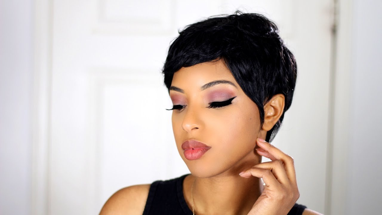 The Best How To Pixie Cut 27 Piece Quick Weave Crazy Beauty Pictures