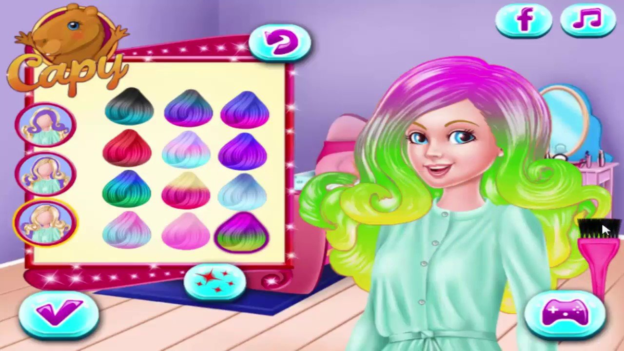 The Best Barbie Princess Games Super Barbie Hair Trends Youtube Pictures