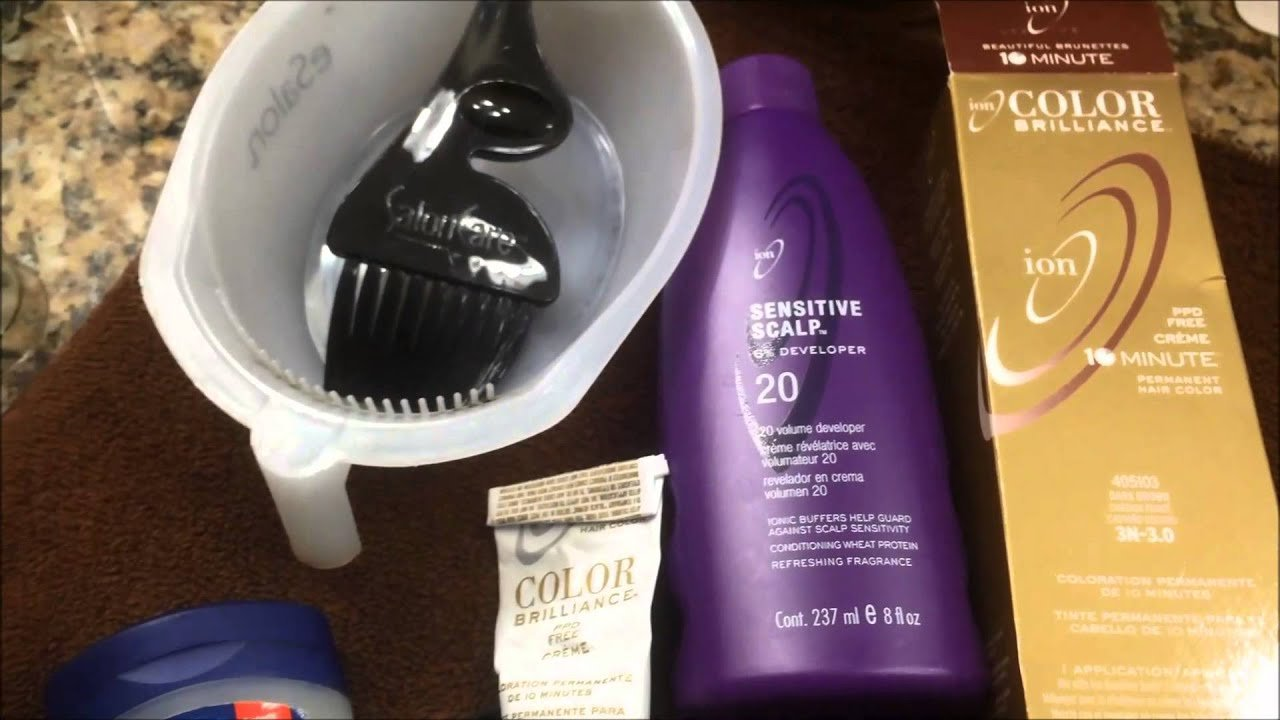 The Best Sensitive Scalp What Products To Use To Color Your Hair Pictures